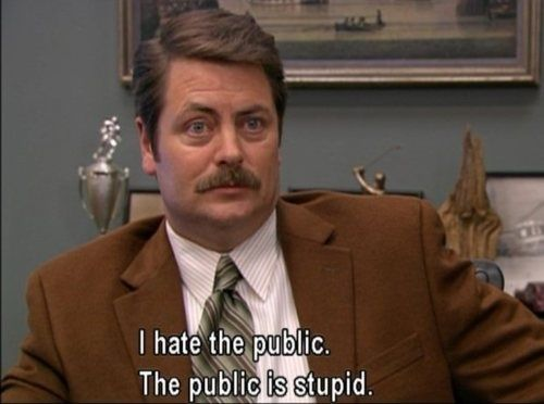 ron swanson quotes images