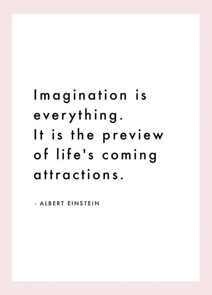 einstein quotes imagination