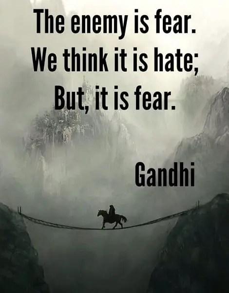 inspiring gandhi quotes
