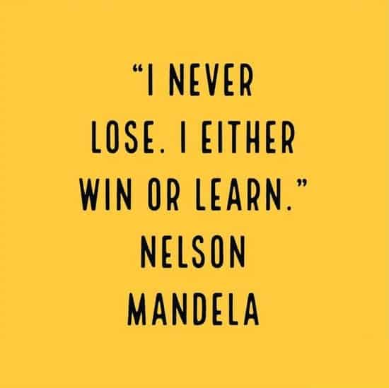 inspiring nelson mandela quotes about life