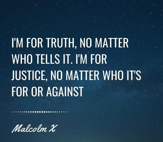 malcolm x quotes about life