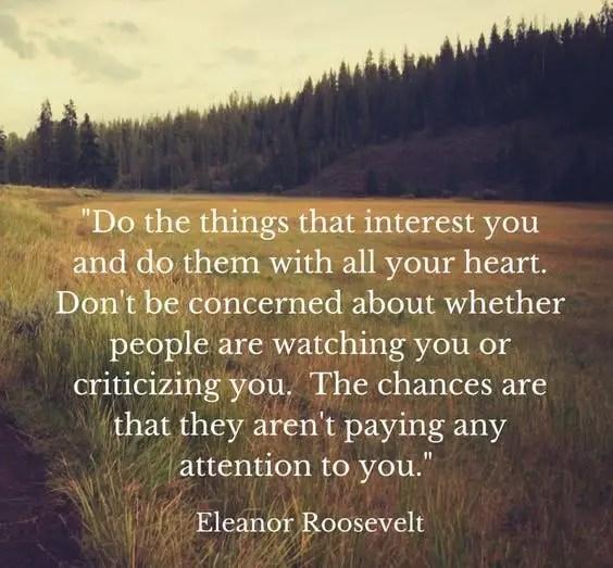 motivational eleanor roosevelt quotes