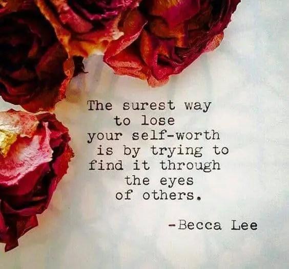 self esteem quotes images