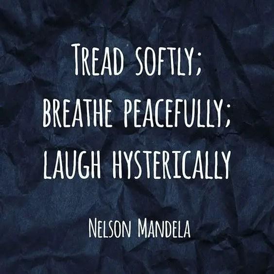 short nelson mandela sayings