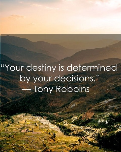 tony robbins quotes on goals