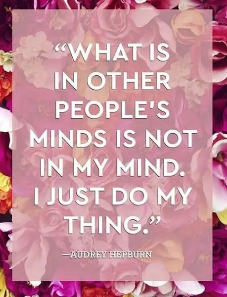 audrey hepburn quotes images