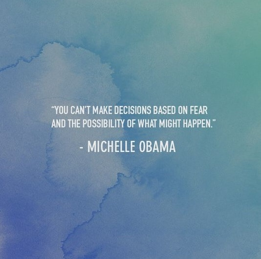 inspiring quotes by michelle obama