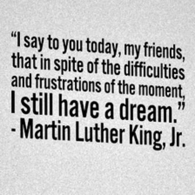 martin luther king jr quotes from i have a dream