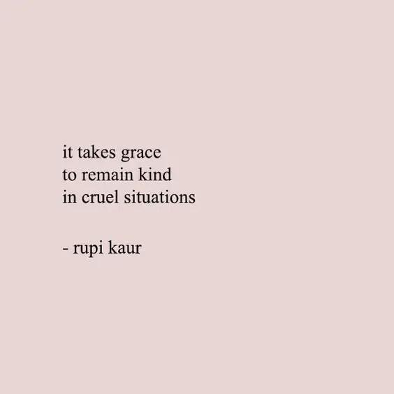 wise rupi kaur quotes