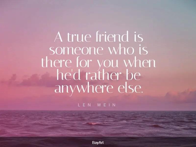 top true friendship quotes