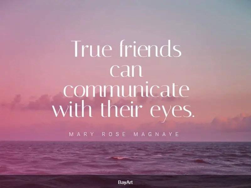 inspiring true friendship quotes