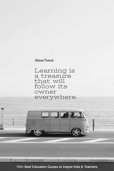 most famous education quotes and sayings ever