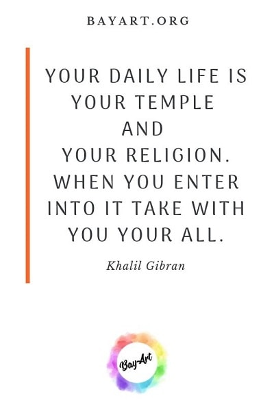 religion quotes for daily life