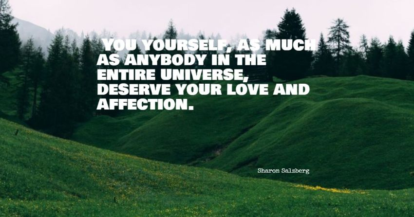 self-acceptance quotes