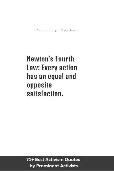 wise activist quotes