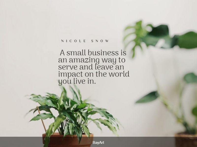 empowering small business quotes