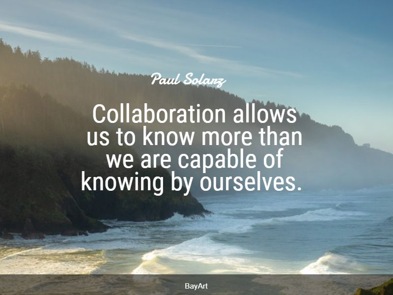 greatest collaboration quotes