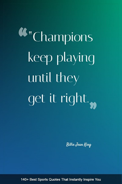 most motivational sports quotes