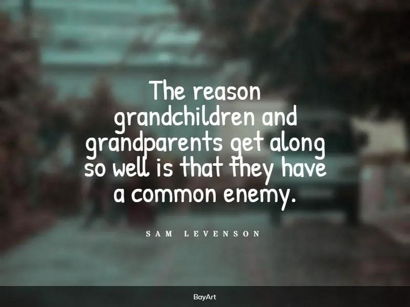 sweet grandparents quotes