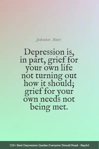 uplifting depression quotes