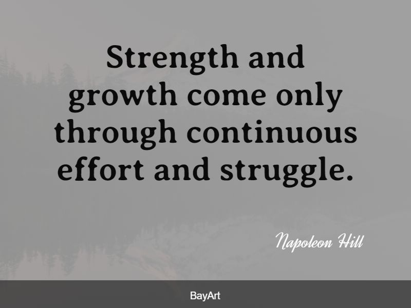 encouraging struggle quotes