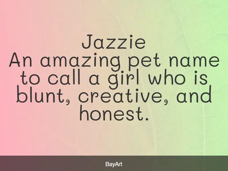 beautiful nicknames for girls