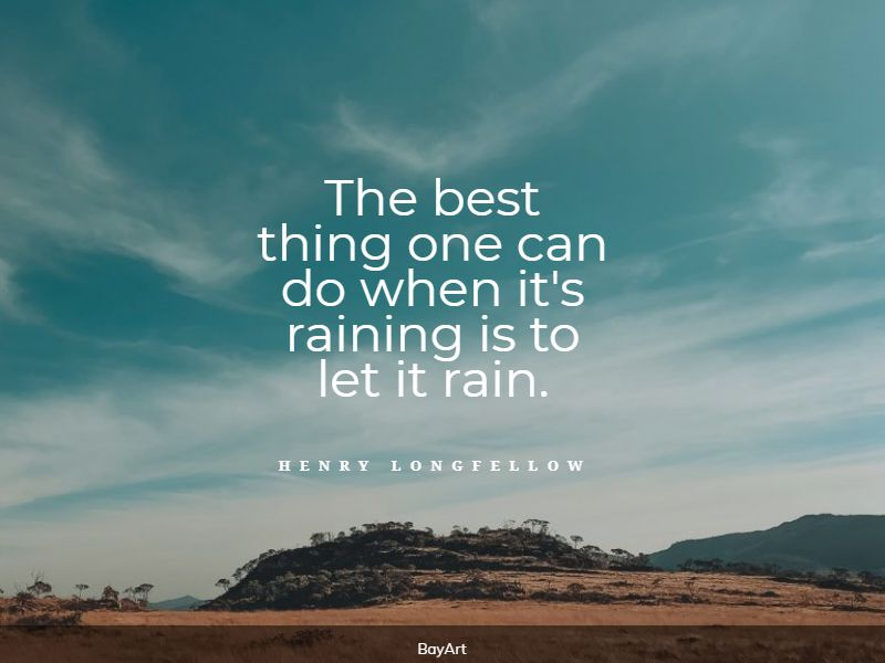 sweet rain quotes