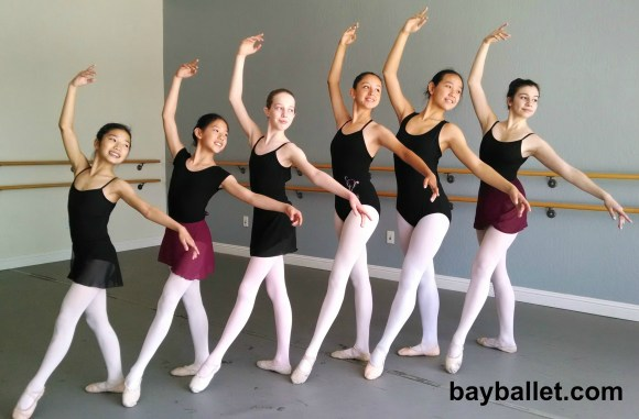 Ballet classes in San Jose Kids Adults Bay Ballet Academy ...
