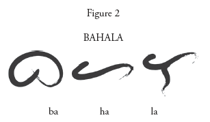 "Meanings and Diwa (Idea or Spirit) within ""Bahala"" and ""Bathala"""