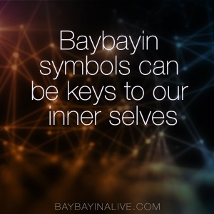 baybayin can be keys to our Loob. baybayinalive.com
