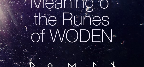 The Magical Meaning of Woden in Nordic Lore