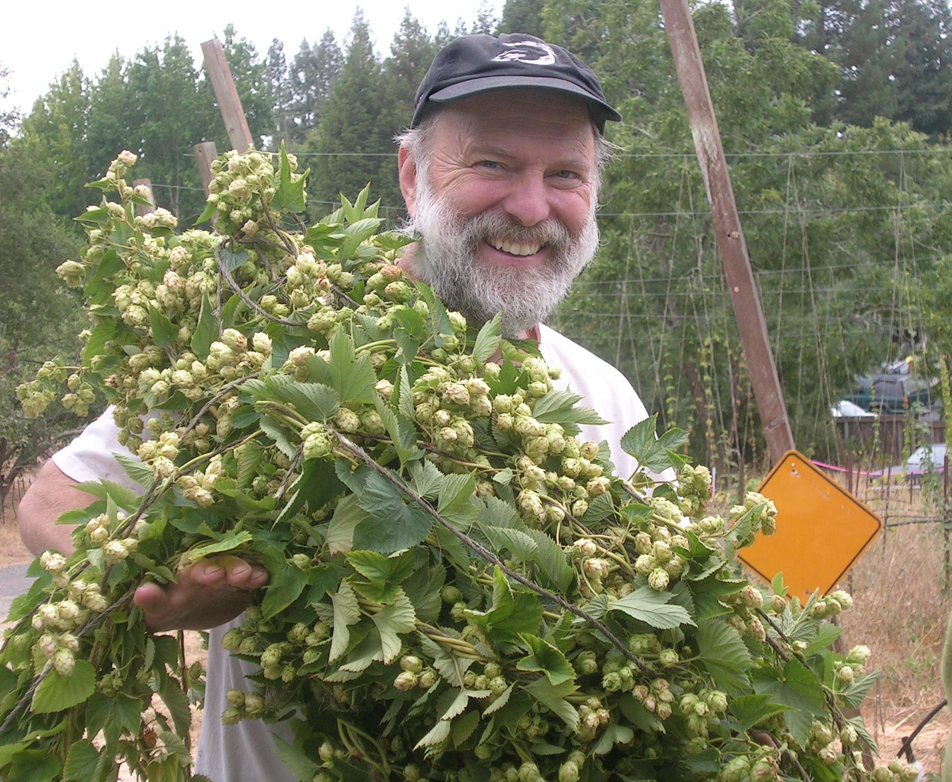 Hop happy Brian Hunt