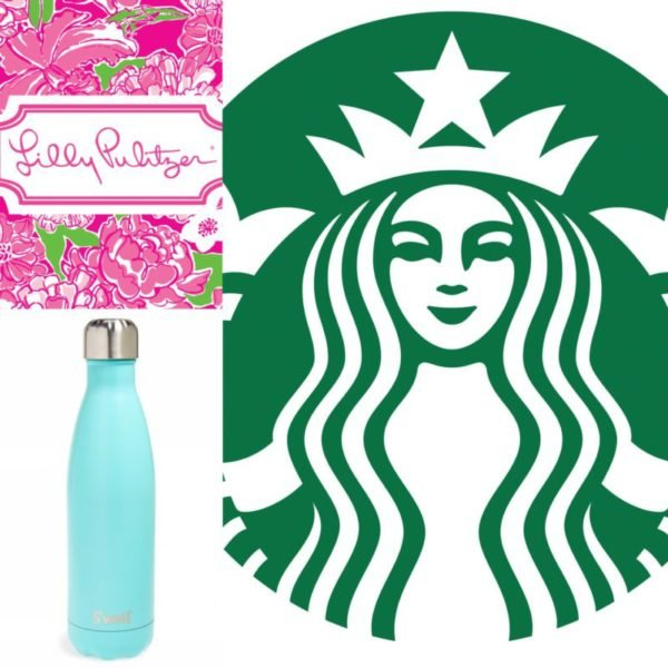 Lilly Pulitzer, Starbucks and S'well Water Bottle Collaboration…