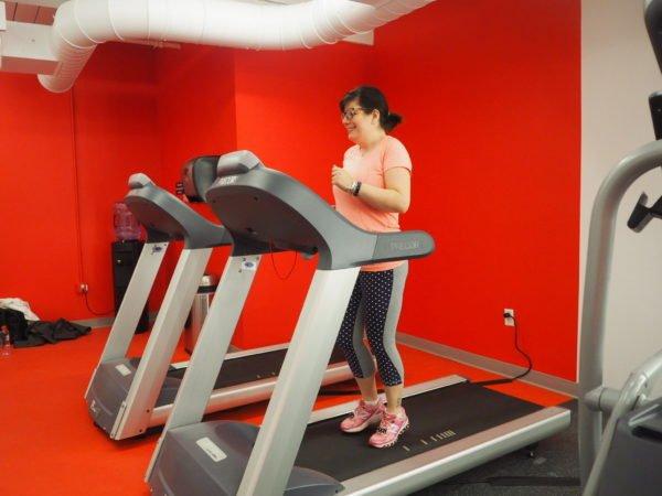 Treadmill  healthier