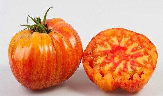 Mr. Stripey Tomato Image