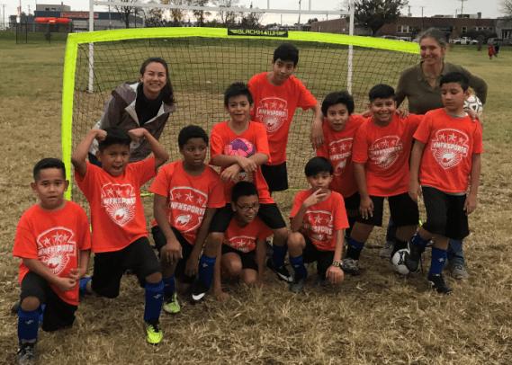 Soccer Team. 2018-2019