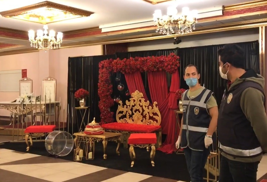 81 ilde düğün merasimlerine müsaade edilmeyecek