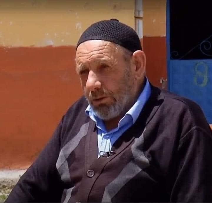 Bayburtlu Vali Salih Ayhan'ın babası Ednail Ayhan vefat etti