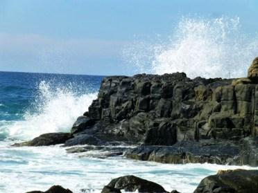 Snake Bay rocks