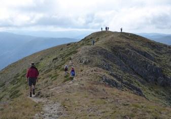 Summit track