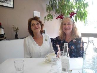 Denise and Carol.