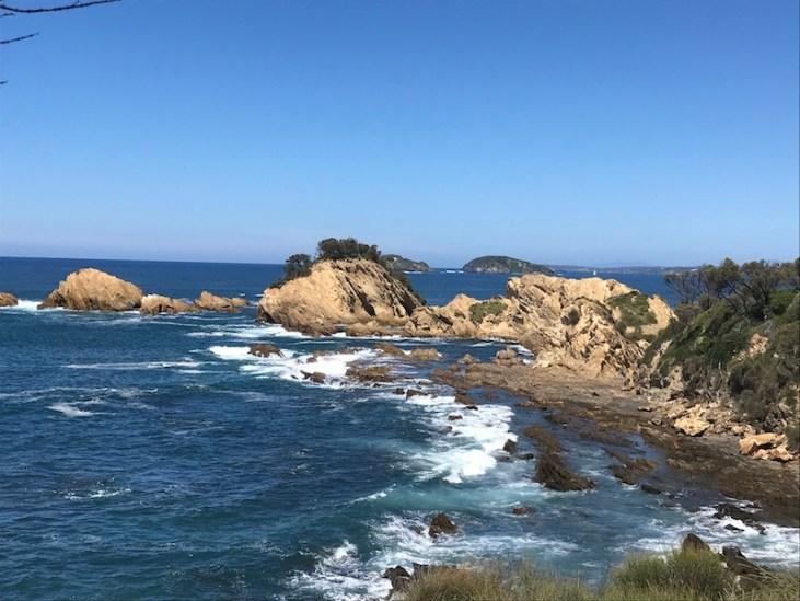Three Island Point