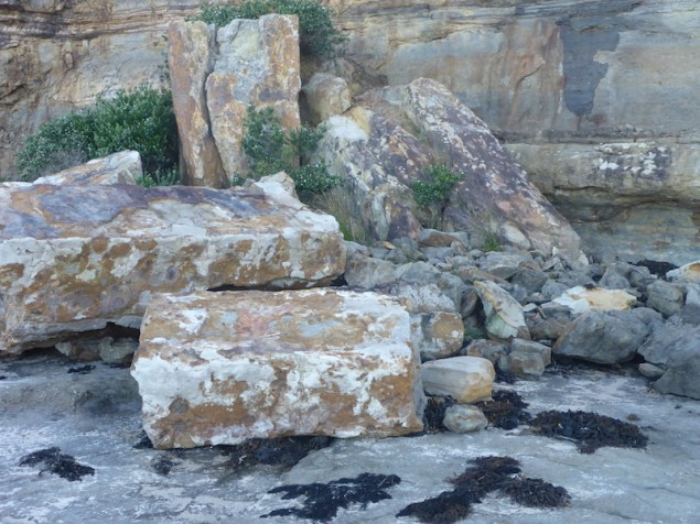 Some geological specimens