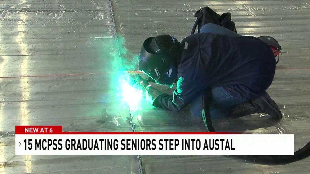 Youth Apprenticeship Program Bears Fruit at Austal