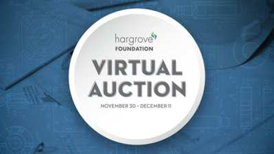 Hargrove To Host Virtual Auction