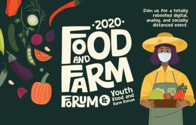 Food And Farm Forum Kicks Off