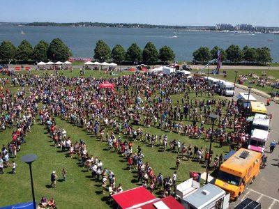 Bay Bites Festival Coming Up