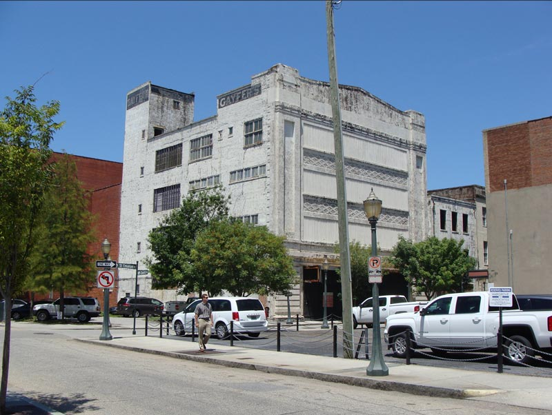 Downtown Mobile Gayfers Building Renovation Possible