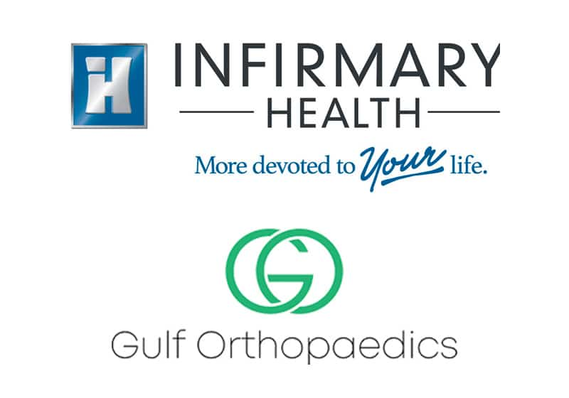 Infirmary Medical Partners With Gulf Orthopaedics