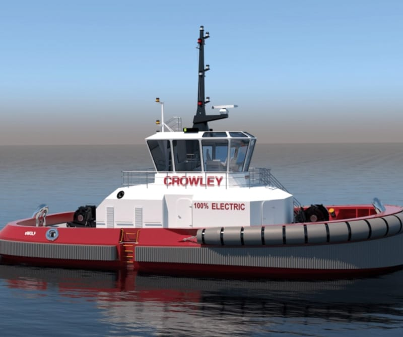 Master Boat Builders To Build Electric Tugboat